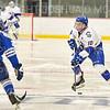 Hamilton College forward Rory Gagnon (10)<br /> <br /> 1/4/19 7:47:31 PM Men's Hockey:  Colby College v Hamilton College at Russell Sage Rink, Hamilton College, Clinton, NY<br /> <br /> Final:  Colby 2   Hamilton 4<br /> <br /> Photo by Josh McKee