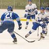 Hamilton College forward Jason Brochu (15)<br /> <br /> 1/4/19 7:18:25 PM Men's Hockey:  Colby College v Hamilton College at Russell Sage Rink, Hamilton College, Clinton, NY<br /> <br /> Final:  Colby 2   Hamilton 4<br /> <br /> Photo by Josh McKee