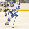 Hamilton College forward Sterling Bray (26)<br /> <br /> 1/25/19 7:08:35 PM Men's Hockey:  #7 Trinity College v Hamilton College at Russell Sage Rink, Hamilton College, Clinton, NY<br /> <br /> Final:  Trinity 3   Hamilton 3<br /> <br /> Photo by Josh McKee