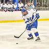 Hamilton College forward Sterling Bray (26)<br /> <br /> 1/25/19 7:05:22 PM Men's Hockey:  #7 Trinity College v Hamilton College at Russell Sage Rink, Hamilton College, Clinton, NY<br /> <br /> Final:  Trinity 3   Hamilton 3<br /> <br /> Photo by Josh McKee