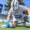 Hamilton College FO Patrick McDermott (50)<br /> <br /> 3/24/19 11:31:18 AM Men's Lacrosse: #2 Amherst College v Hamilton College, at Steuben Field, Hamilton College, Clinton, NY<br /> <br /> Final: Amherst 20  Hamilton 8 <br /> <br /> Photo by Josh McKee