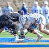 Hamilton College FO Quin Crowley (10)<br /> <br /> 3/24/19 12:07:30 PM Men's Lacrosse: #2 Amherst College v Hamilton College, at Steuben Field, Hamilton College, Clinton, NY<br /> <br /> Final: Amherst 20  Hamilton 8 <br /> <br /> Photo by Josh McKee