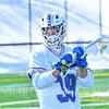 Hamilton College midfielder Matt Mirkovic (39)<br /> <br /> 3/9/19 12:34:37 PM Men's Lacrosse: Colby College v Hamilton College at Withiam Field, Hamilton College, Clinton, NY<br /> <br /> Final: Colby 9   Hamilton 17<br /> <br /> Photo by Josh McKee