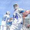 Hamilton College midfielder Zach Larsen (14)<br /> <br /> 4/13/19 1:01:41 PM Men's Lacrosse: Connecticut College v Hamilton College at Steuben Field, Hamilton College, Clinton, NY<br /> <br /> Final:  Conn 12   Hamilton 9<br /> <br /> Photo by Josh McKee