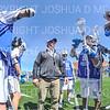 Hamilton College head coach Scott Barnard, Team<br /> <br /> 4/13/19 12:44:03 PM Men's Lacrosse: Connecticut College v Hamilton College at Steuben Field, Hamilton College, Clinton, NY<br /> <br /> Final:  Conn 12   Hamilton 9<br /> <br /> Photo by Josh McKee