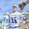 Hamilton College midfielder Henry Hill (11)<br /> <br /> 4/13/19 1:01:30 PM Men's Lacrosse: Connecticut College v Hamilton College at Steuben Field, Hamilton College, Clinton, NY<br /> <br /> Final:  Conn 12   Hamilton 9<br /> <br /> Photo by Josh McKee