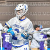 Hamilton College attacker Henry Hunt (2)<br /> <br /> 3/20/19 4:15:31 PM Men's Lacrosse: Nazareth College v Hamilton College, at Steuben Field, Hamilton College, Clinton, NY<br /> <br /> Final: Nazareth 12   Hamilton 17<br /> <br /> Photo by Josh McKee