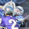 Hamilton College midfielder Chris Conley (4)<br /> <br /> 3/20/19 4:10:44 PM Men's Lacrosse: Nazareth College v Hamilton College, at Steuben Field, Hamilton College, Clinton, NY<br /> <br /> Final: Nazareth 12   Hamilton 17<br /> <br /> Photo by Josh McKee