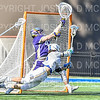 Hamilton College attacker Chad Morse (3)<br /> <br /> 3/20/19 4:07:50 PM Men's Lacrosse: Nazareth College v Hamilton College, at Steuben Field, Hamilton College, Clinton, NY<br /> <br /> Final: Nazareth 12   Hamilton 17<br /> <br /> Photo by Josh McKee