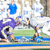 Hamilton College midfielder Alex Choy (19)<br /> <br /> 3/20/19 4:10:14 PM Men's Lacrosse: Nazareth College v Hamilton College, at Steuben Field, Hamilton College, Clinton, NY<br /> <br /> Final: Nazareth 12   Hamilton 17<br /> <br /> Photo by Josh McKee