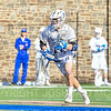 Hamilton College midfielder Zach Larsen (14)<br /> <br /> 3/20/19 4:20:18 PM Men's Lacrosse: Nazareth College v Hamilton College, at Steuben Field, Hamilton College, Clinton, NY<br /> <br /> Final: Nazareth 12   Hamilton 17<br /> <br /> Photo by Josh McKee