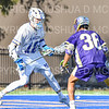 Hamilton College attacker Clay McCollum (18)<br /> <br /> 3/20/19 4:11:55 PM Men's Lacrosse: Nazareth College v Hamilton College, at Steuben Field, Hamilton College, Clinton, NY<br /> <br /> Final: Nazareth 12   Hamilton 17<br /> <br /> Photo by Josh McKee