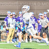 Hamilton College midfielder Chris Conley (4)<br /> <br /> 3/20/19 4:10:38 PM Men's Lacrosse: Nazareth College v Hamilton College, at Steuben Field, Hamilton College, Clinton, NY<br /> <br /> Final: Nazareth 12   Hamilton 17<br /> <br /> Photo by Josh McKee