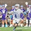 Hamilton College midfielder Chris Conley (4)<br /> <br /> 3/20/19 4:27:28 PM Men's Lacrosse: Nazareth College v Hamilton College, at Steuben Field, Hamilton College, Clinton, NY<br /> <br /> Final: Nazareth 12   Hamilton 17<br /> <br /> Photo by Josh McKee