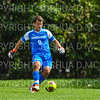 Hamilton College goalkeeper Thomas Benson (0)<br /> <br /> 9/22/18 1:43:29 PM Men's Soccer:  #21 Connecticut College vs Hamilton College, at Love Field, Hamilton College, Clinton NY<br /> <br /> Final:  Conn 1    Hamilton 0<br /> <br /> Photo by Josh McKee