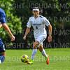 Hamilton College M Jeff Plump (8)<br /> <br /> 9/22/18 1:43:06 PM Men's Soccer:  #21 Connecticut College vs Hamilton College, at Love Field, Hamilton College, Clinton NY<br /> <br /> Final:  Conn 1    Hamilton 0<br /> <br /> Photo by Josh McKee