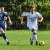 Hamilton College M Jake Samieske (19)<br /> <br /> 9/22/18 2:17:26 PM Men's Soccer:  #21 Connecticut College vs Hamilton College, at Love Field, Hamilton College, Clinton NY<br /> <br /> Final:  Conn 1    Hamilton 0<br /> <br /> Photo by Josh McKee