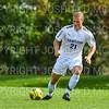 Hamilton College M Milo Donovan (21)<br /> <br /> 9/22/18 2:08:15 PM Men's Soccer:  #21 Connecticut College vs Hamilton College, at Love Field, Hamilton College, Clinton NY<br /> <br /> Final:  Conn 1    Hamilton 0<br /> <br /> Photo by Josh McKee