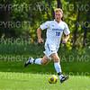Hamilton College B Jack Sheehan (18)<br /> <br /> 9/22/18 1:50:48 PM Men's Soccer:  #21 Connecticut College vs Hamilton College, at Love Field, Hamilton College, Clinton NY<br /> <br /> Final:  Conn 1    Hamilton 0<br /> <br /> Photo by Josh McKee