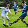 Hamilton College M Bobby Chapman (5)<br /> <br /> 9/22/18 1:53:53 PM Men's Soccer:  #21 Connecticut College vs Hamilton College, at Love Field, Hamilton College, Clinton NY<br /> <br /> Final:  Conn 1    Hamilton 0<br /> <br /> Photo by Josh McKee