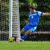 Hamilton College goalkeeper Thomas Benson (0)<br /> <br /> 9/22/18 1:45:03 PM Men's Soccer:  #21 Connecticut College vs Hamilton College, at Love Field, Hamilton College, Clinton NY<br /> <br /> Final:  Conn 1    Hamilton 0<br /> <br /> Photo by Josh McKee