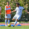 Hamilton College M Greg Milnarik (7)<br /> <br /> 9/23/18 1:45:44 PM Men's Soccer:  Middlebury College vs Hamilton College, at Love Field, Hamilton College, Clinton NY<br /> <br /> Final:  Middlebury 2   Hamilton 1 2OT<br /> <br /> Photo by Josh McKee