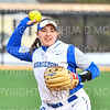 Hamilton College UTL Caitlin Berreitter (3)<br /> <br /> 3/14/19 5:04:22 PM Houghton College v Hamilton College, at Loop Road Softball/Baseball Complex, Hamilton College, Clinton, NY<br /> <br /> Final:  Houghton 2  Hamilton 10 (6 innings)<br /> <br /> Photo by Josh McKee