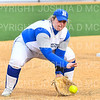 Hamilton College pitcher Molly Leitner (8)<br /> <br /> 3/14/19 5:05:25 PM Houghton College v Hamilton College, at Loop Road Softball/Baseball Complex, Hamilton College, Clinton, NY<br /> <br /> Final:  Houghton 2  Hamilton 10 (6 innings)<br /> <br /> Photo by Josh McKee