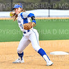 Hamilton College INF Victoria Dunn (10)<br /> <br /> 3/14/19 5:05:20 PM Houghton College v Hamilton College, at Loop Road Softball/Baseball Complex, Hamilton College, Clinton, NY<br /> <br /> Final:  Houghton 2  Hamilton 10 (6 innings)<br /> <br /> Photo by Josh McKee