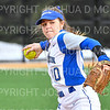 Hamilton College INF Victoria Dunn (10)<br /> <br /> 3/14/19 5:05:14 PM Houghton College v Hamilton College, at Loop Road Softball/Baseball Complex, Hamilton College, Clinton, NY<br /> <br /> Final:  Houghton 2  Hamilton 10 (6 innings)<br /> <br /> Photo by Josh McKee