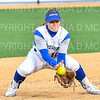 Hamilton College INF Victoria Dunn (10)<br /> <br /> 3/14/19 5:05:12 PM Houghton College v Hamilton College, at Loop Road Softball/Baseball Complex, Hamilton College, Clinton, NY<br /> <br /> Final:  Houghton 2  Hamilton 10 (6 innings)<br /> <br /> Photo by Josh McKee