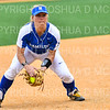 Hamilton College pitcher Claire O'Brien (2)<br /> <br /> 4/7/19 10:18:43 AM Wesleyan University v Hamilton College, at Loop Road Softball/Baseball Complex, Hamilton College, Clinton, NY<br /> <br /> Final: Wesleyan 0   Hamilton 1<br /> <br /> Photo by Josh McKee
