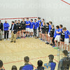 1/11/19 5:57:54 PM Squash:  Franklin and Marshall College v Hamilton College at Little Squash Center, Hamilton College, Clinton, NY<br /> <br /> Photo by Josh McKee