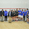 1/11/19 5:57:59 PM Squash:  Franklin and Marshall College v Hamilton College at Little Squash Center, Hamilton College, Clinton, NY<br /> <br /> Photo by Josh McKee