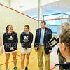 11/18/18 2:52:03 PM Squash:  Williams College v Hamilton College at Little Squash Center, Hamilton College, Clinton, NY<br /> <br /> Photo by Josh McKee