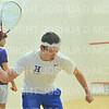 11/18/18 1:13:58 PM Squash:  Williams College v Hamilton College at Little Squash Center, Hamilton College, Clinton, NY<br /> <br /> Photo by Josh McKee