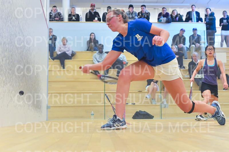 11/18/18 1:38:14 PM Squash:  Williams College v Hamilton College at Little Squash Center, Hamilton College, Clinton, NY<br /> <br /> Photo by Josh McKee