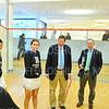11/18/18 2:51:32 PM Squash:  Williams College v Hamilton College at Little Squash Center, Hamilton College, Clinton, NY<br /> <br /> Photo by Josh McKee