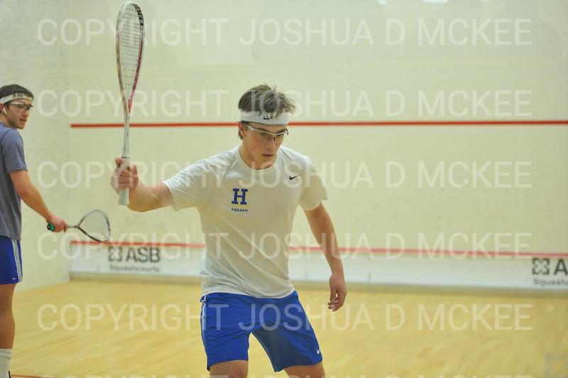 11/18/18 1:39:43 PM Squash:  Williams College v Hamilton College at Little Squash Center, Hamilton College, Clinton, NY<br /> <br /> Photo by Josh McKee