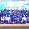 11/17/18 12:57:35 PM Swimming and Diving:  SUNY New Paltz vs Hamilton College at Bristol Pool, Hamilton College, Clinton, NY <br /> <br /> Photo by Josh McKee