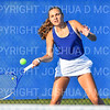 9/21/18 4:48:18 PM Tennis: Practice held at the Tietje Family Tennis Center, Hamilton College, Clinton, NY<br /> <br /> Photo by Josh McKee
