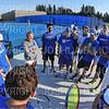 Hamilton College Assistant Coach Hannah Fleckenstein, Team<br /> <br /> 9/21/18 4:41:54 PM Tennis: Practice held at the Tietje Family Tennis Center, Hamilton College, Clinton, NY<br /> <br /> Photo by Josh McKee