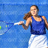 9/21/18 4:47:43 PM Tennis: Practice held at the Tietje Family Tennis Center, Hamilton College, Clinton, NY<br /> <br /> Photo by Josh McKee