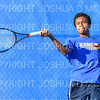 9/21/18 5:06:40 PM Tennis: Practice held at the Tietje Family Tennis Center, Hamilton College, Clinton, NY<br /> <br /> Photo by Josh McKee
