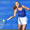 9/21/18 4:47:19 PM Tennis: Practice held at the Tietje Family Tennis Center, Hamilton College, Clinton, NY<br /> <br /> Photo by Josh McKee