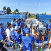 Hamilton College Head Coach Matt Brisotti, Hamilton College Assistant Coach Hannah Fleckenstein, Team<br /> <br /> 9/21/18 5:00:59 PM Tennis: Practice held at the Tietje Family Tennis Center, Hamilton College, Clinton, NY<br /> <br /> Photo by Josh McKee