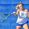 9/21/18 4:46:38 PM Tennis: Practice held at the Tietje Family Tennis Center, Hamilton College, Clinton, NY<br /> <br /> Photo by Josh McKee
