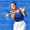 9/21/18 4:47:15 PM Tennis: Practice held at the Tietje Family Tennis Center, Hamilton College, Clinton, NY<br /> <br /> Photo by Josh McKee