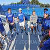 Hamilton College Assistant Coach Hannah Fleckenstein, Team<br /> <br /> 9/21/18 4:42:11 PM Tennis: Practice held at the Tietje Family Tennis Center, Hamilton College, Clinton, NY<br /> <br /> Photo by Josh McKee