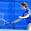 9/21/18 5:38:25 PM Tennis: Practice held at the Tietje Family Tennis Center, Hamilton College, Clinton, NY<br /> <br /> Photo by Josh McKee